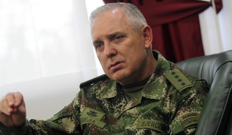 Inicia reestructuración del Ejército para el posconflicto
