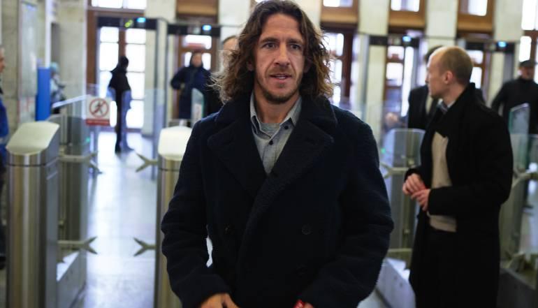 Carles puyol humildad la palabra que define a carles for Carles mesa radio nacional
