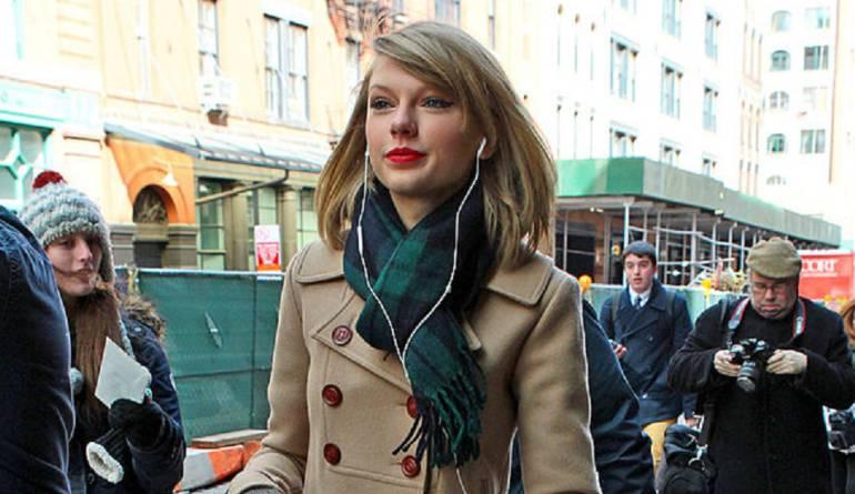 Taylor Swift regresa con toda su discografía a Spotify