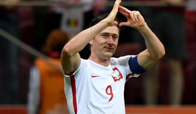 Polonia 3-0 Rumania Eliminatorias: Lewandowski guía a Polonia a la victoria y se mantiene al frente del Grupo E