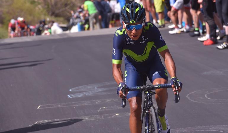 Nairo liderará al Movistar en el Tour de Francia