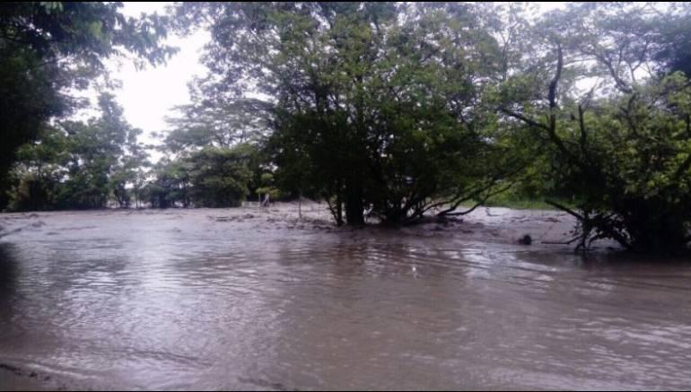 Inundaciones en el Meta