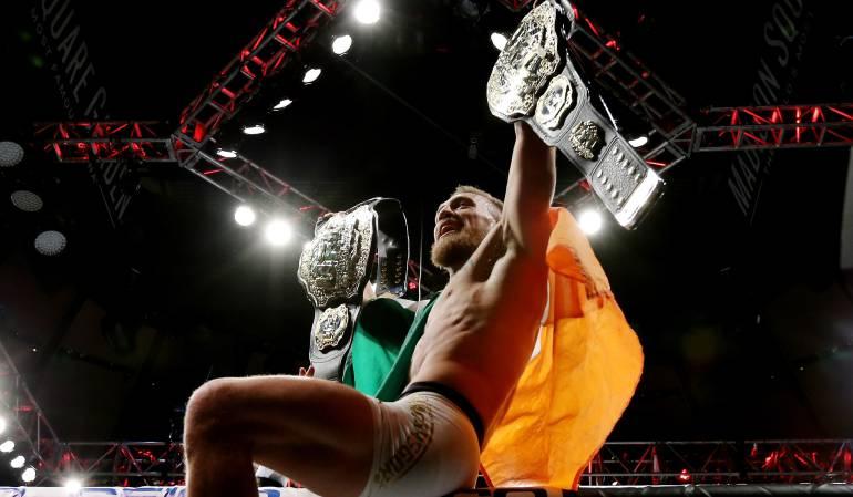 La pelea del año, McGregor contra Mayweather: McGregor vs Mayweather, la pelea del año ya tiene fecha