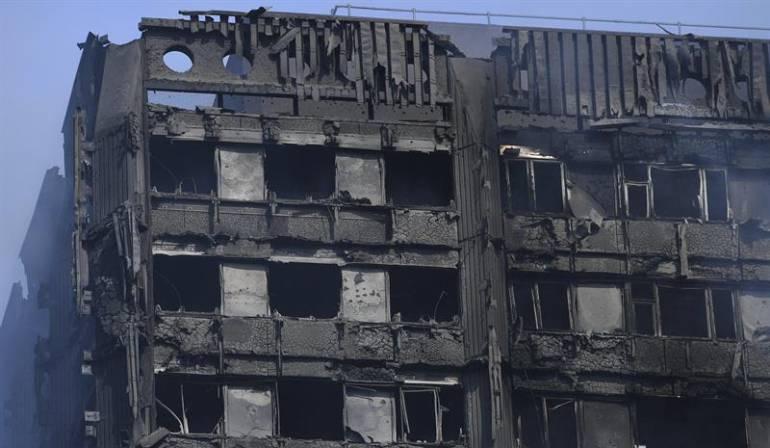 Incendio edificio Grenfell en Londres: Tras emergencia en Londres dos familias colombianas resultaron afectadas