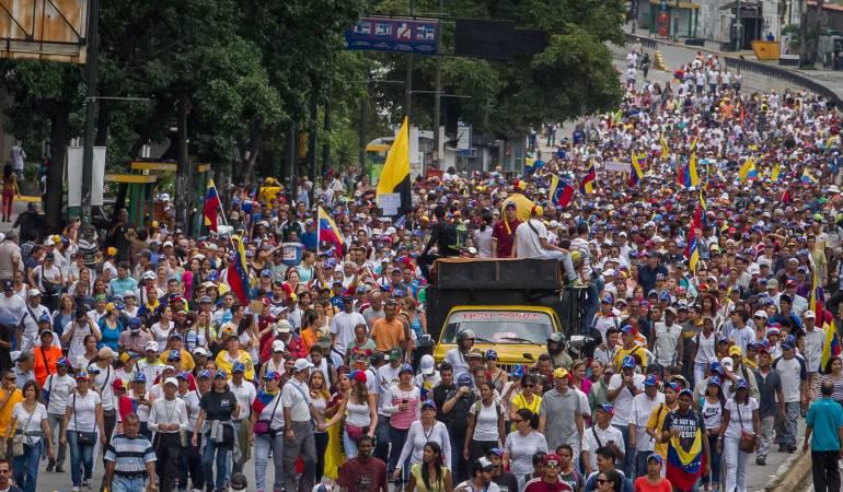 Muertes en protestas de Venezuela: La cifra de fallecidos por protestas en Venezuela llegó a 70