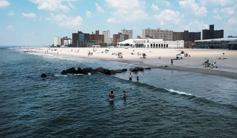 Vacaciones en la playa, mar: Por qué bañarse en el agua fría del mar puede causar un episodio de amnesia