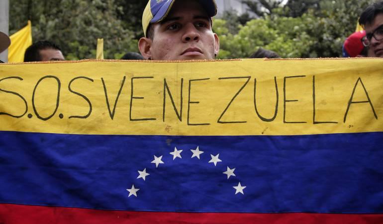 Expresidentes exhortan a OEA a tomar medidas en tema venezuela: Expresidentes iberoamericanos exigen paralizar Constituyente en Venezuela