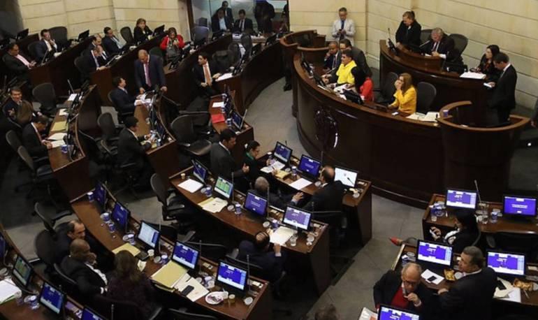 Senado de Colombia: Polémica en el Senado por supuesto vicio de trámite en proyectos aprobados