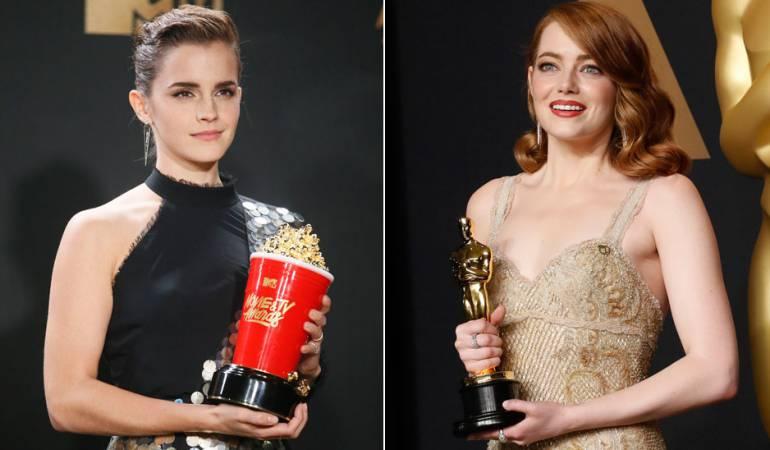 Emma Watson / Emma Stone