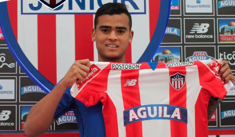Liga Águila: ¡Se mueve la bolsa de jugadores! Junior anuncia un nuevo fichaje