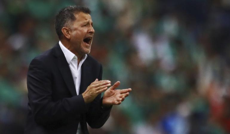 Copa Confederaciones: México necesita competir con los mejores: Juan Carlos Osorio