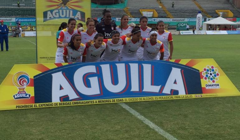 Atlético Huila 1-2 Santa Fe: Santa Fe vence a Huila de visitante y se acerca al título de la Liga Femenina