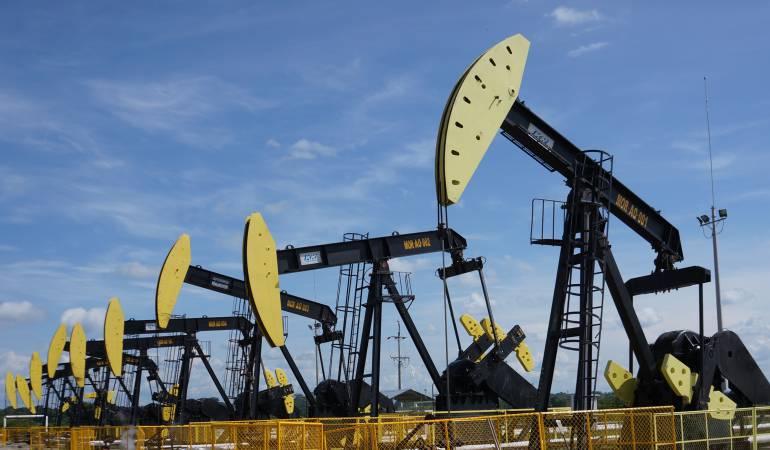 Producción petrolera cayó a 851.000 barriles diarios en mayo