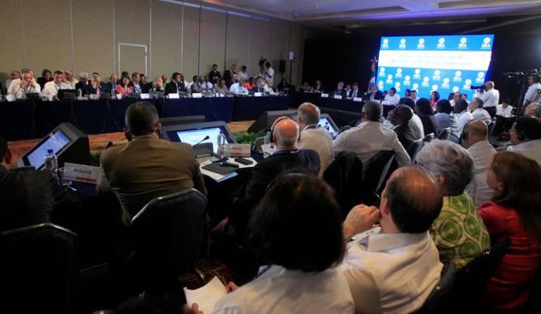 Venezuela OEA: La OEA no logra aprobar ninguna de las dos declaraciones sobre Venezuela