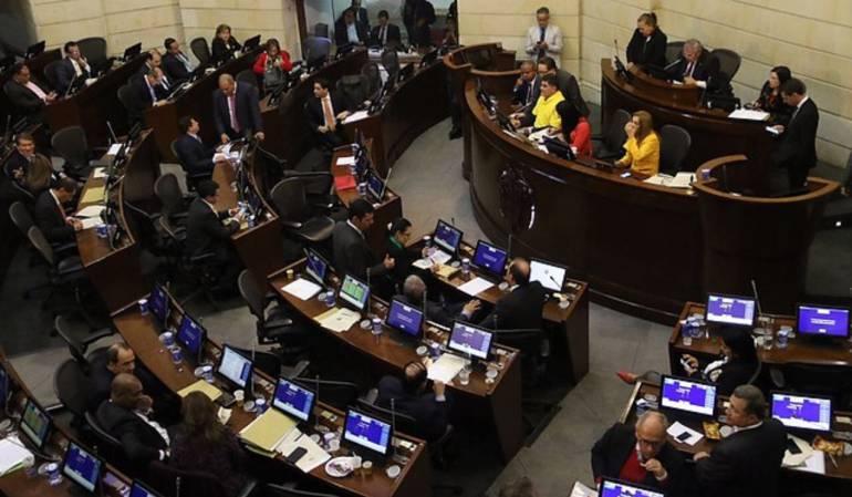 Senado se opone a Circunscripciones de paz: Aplazan para después del 20 de julio creación de Circunscripciones de paz
