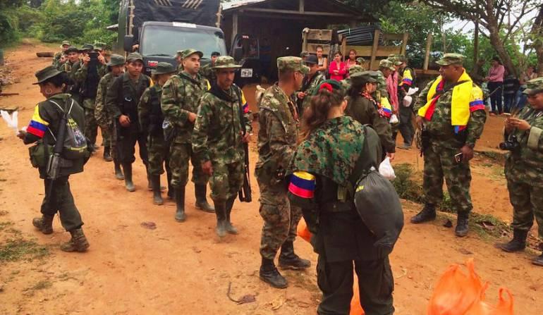 Guerrillero amnistiado, asesinado en San Vicente del Caguán