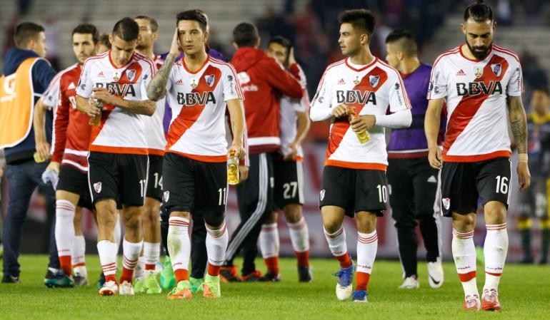 Sanción dopaje Copa Libertadores: Jugadores de River Plate serían sancionados por dopaje en Libertadores