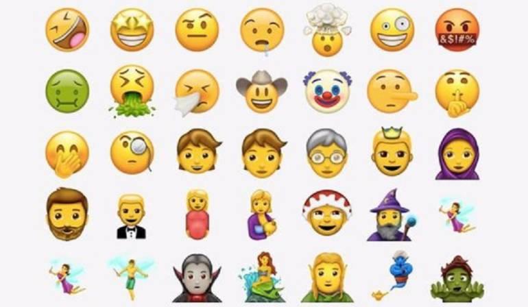 Emoji: Zombis, cara de loco, mujer amamantando y otros 53 nuevos emojis que pronto podrá usar en el celular