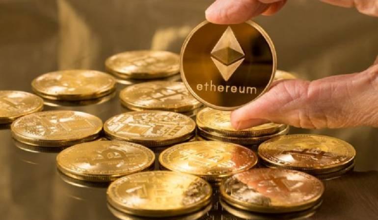 El valor del ether ha aumentado en un 4.250% desde enero.