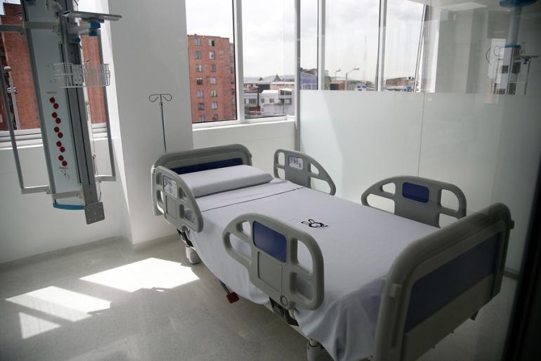 Clínica Esimed de Tunja no tiene insumos ni medicamentos para sus pacientes: Clínica Esimed de Tunja no tiene insumos ni medicamentos para sus pacientes