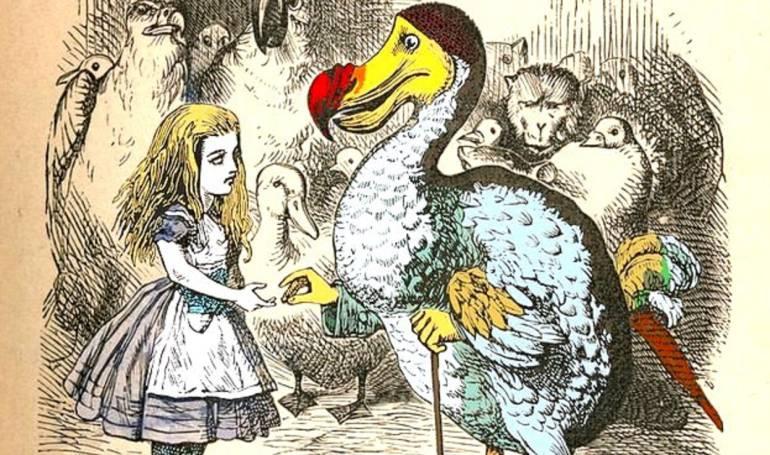 """Alicia en el País de las Maravillas: Cómo """"Alicia en el País de las Maravillas"""" rescató al extraordinario dodo del olvido"""