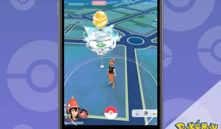 """Pokémon Go: """"Incursión"""" El nuevo gimnasio de Pokémon Go"""