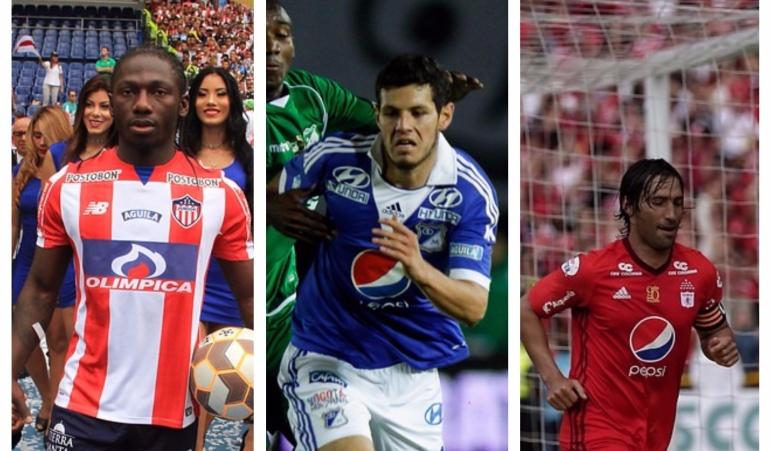Bolsa de jugadores Liga Águila Liga - II: Bolsa de jugadores: así se mueven los equipos para la Liga - II