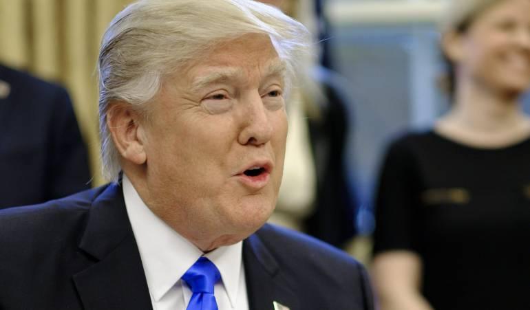 Trump quiere ser mandatario en los próximos años: Trump buscará reelección en 2020 y comienza a reunir fondos, dice Casa Blanca
