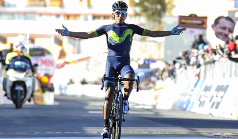 Tour de Francia: Esperamos que Nairo marque diferencias en el Tour: director Movistar Team