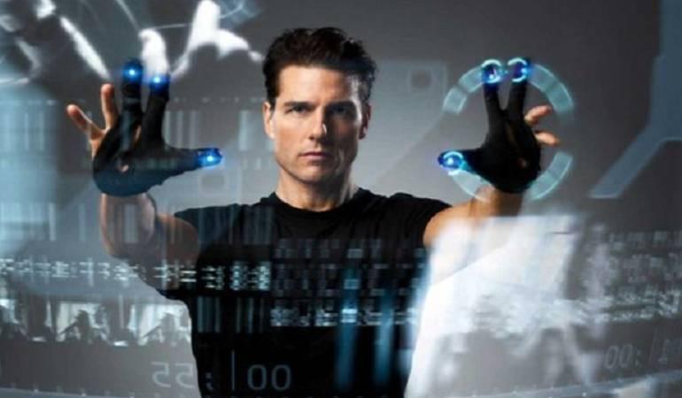 """El universo de """"Minority Report"""" ya no es tan futurista ni fantasioso como lo parecía hace 15 años, cuando se estrenó el filme."""