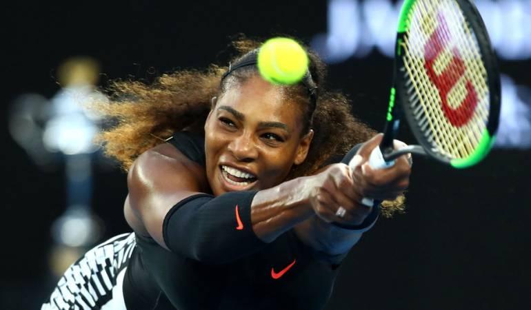 Serena Williams es considerada la mejor tenista de todos los tiempos, sumando 23 títulos de Grand Slams en su palmarés.