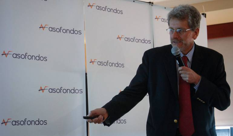 Santiago Montenegro, presidente de Asofondos