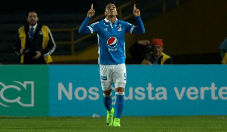 Fútbol Liga Águila: Cristian Arango, nuevo jugador del Benfica de Portugal