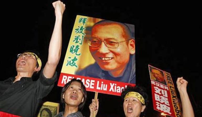 Liu Xiaobo.