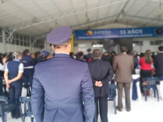 Aerolínea propiedad del Estado: Es el momento para desarrollar el turismo: la consigna de Satena tras cumplir 55 años