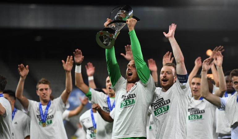 Alemania vence a España y se corona campeona de la Eurocopa Sub-21