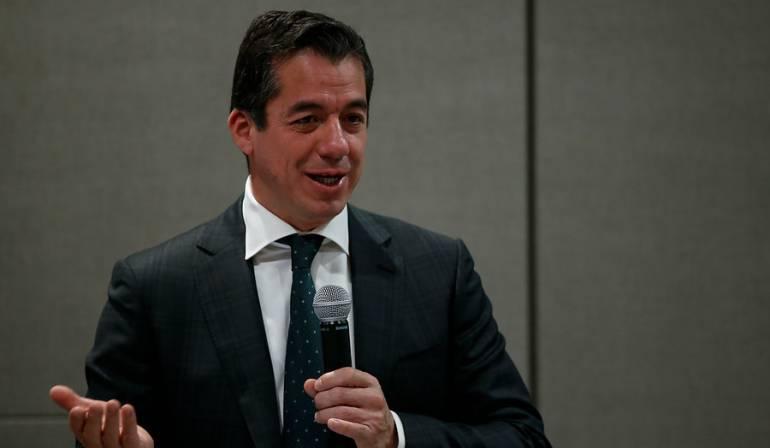 Ricardo Sabogal, director de la Unidad de Restitución de Tierras