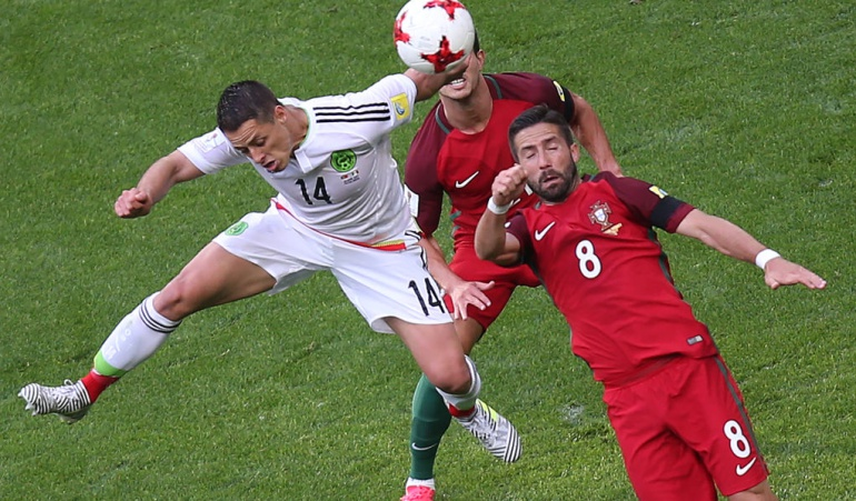 Portugal México Copa Confederaciones: Portugal y México, por el honor en la Copa Confederaciones