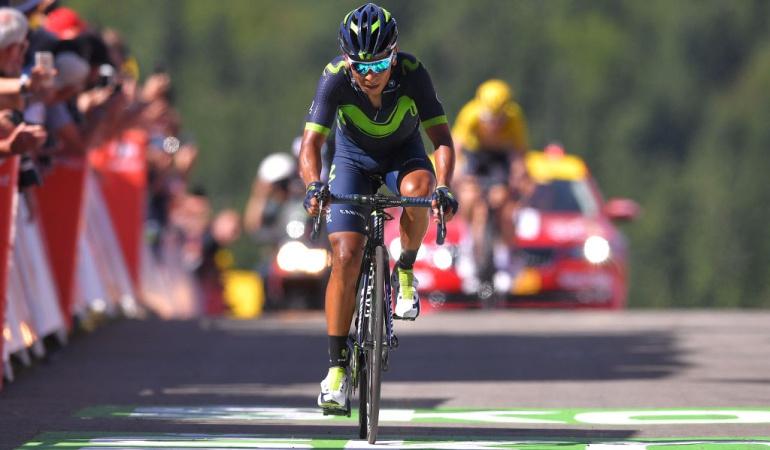 Nairo Quintana Tour de Francia ciclismo: Todavía queda mucho Nairo: Quintana