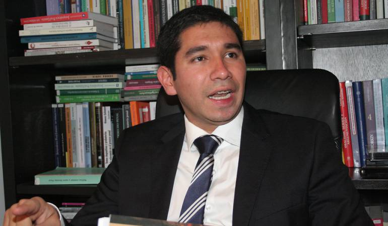 Visa Estados Unidos ex fiscal anticorrupción: Sin visa a EE.UU se quedó Luis Gustavo Moreno