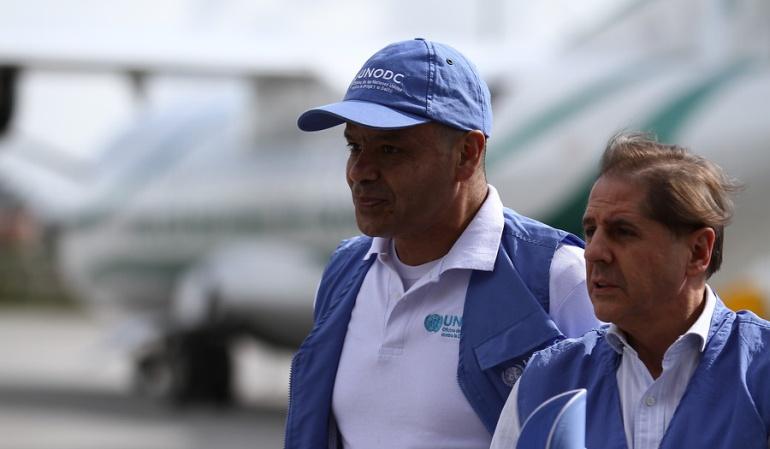 """Secuestrado funcionario de la ONU: """"Nunca me explicaron el motivo de mi secuestro"""": Funcionario de la ONU liberado"""