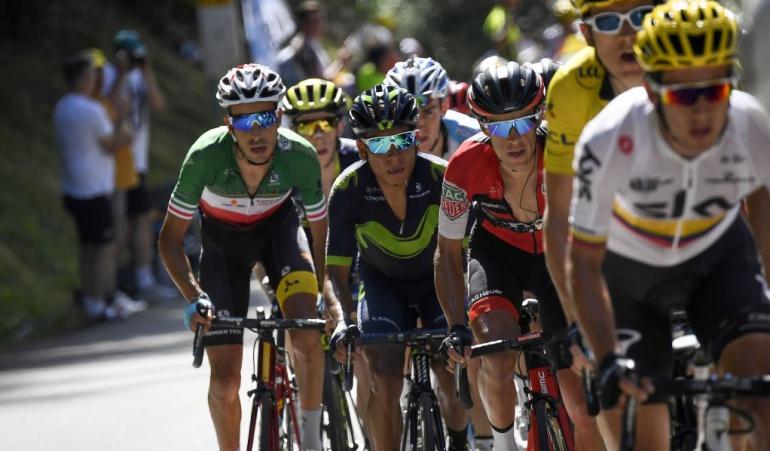 Sergio Luis Henao Nairo Quintana Tour: A Nairo no se le puede descartar de los favoritos nunca: Sergio Luis Henao