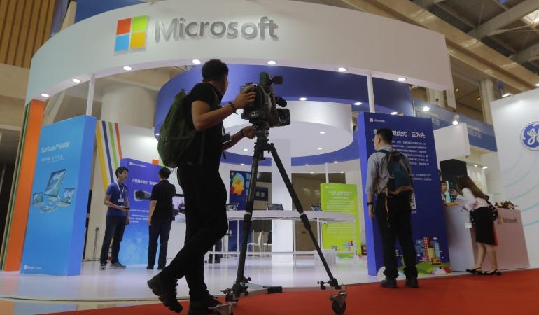 Microsoft se encuentra en proceso de reestructuración.