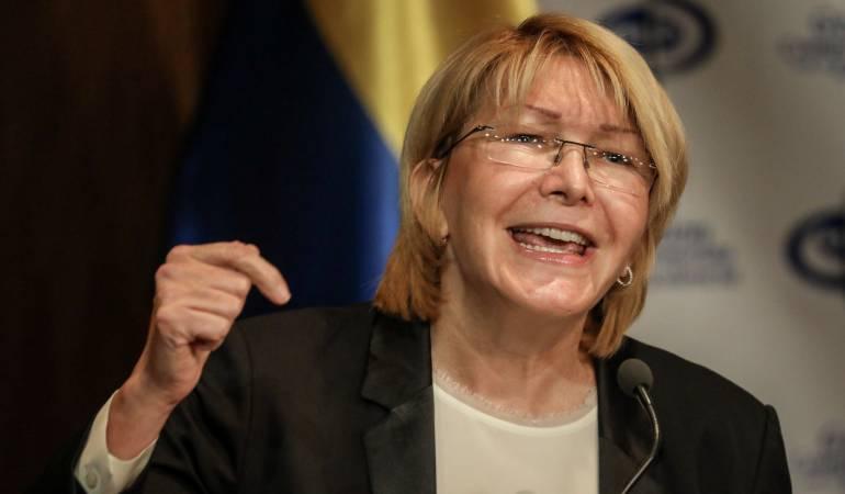 Destituirán a fiscal de Venezuela: Fiscal de Venezuela dice que se mantendrá en su cargo