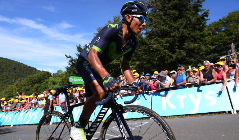 Nairo Quintana Tour de Francia: Vamos recuperando, estoy bien: Nairo Quintana