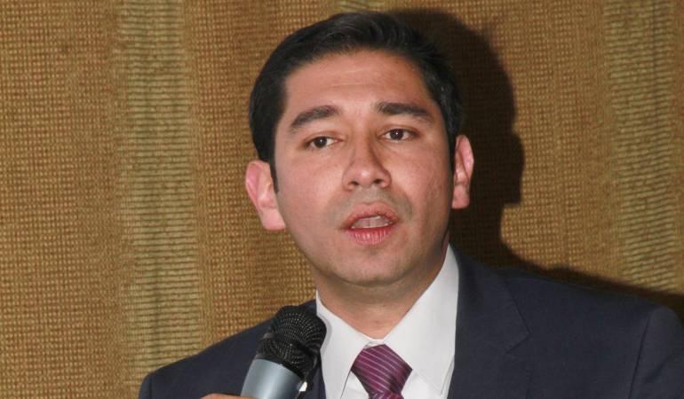 Luis Gustavo Moreno, ex director anticorrupción de la Fiscalía.