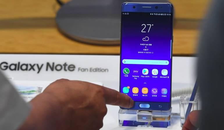 Galaxy Note 7 Fan Edition: Qué cambió Samsung para asegurar que no va a explotar su Galaxy Note 7 Fan Edition