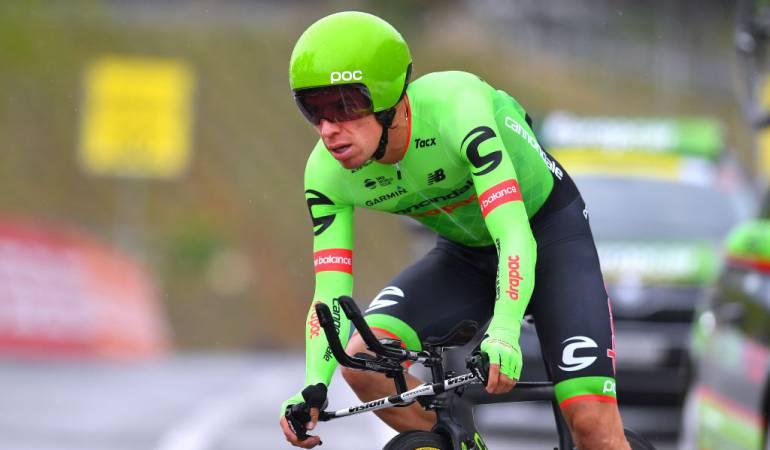 Quintana arriba segundo en 13ra. etapa del Tour