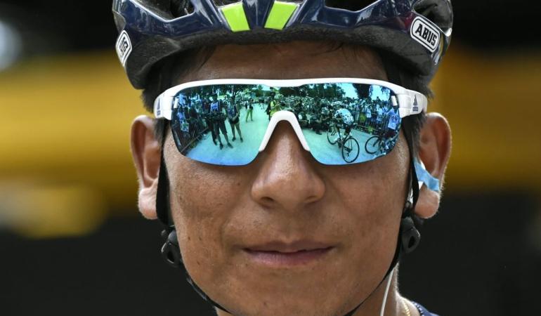 Nairo Quintana Tour de Francia: Este domingo será un examen muy importante: Nairo Quintana