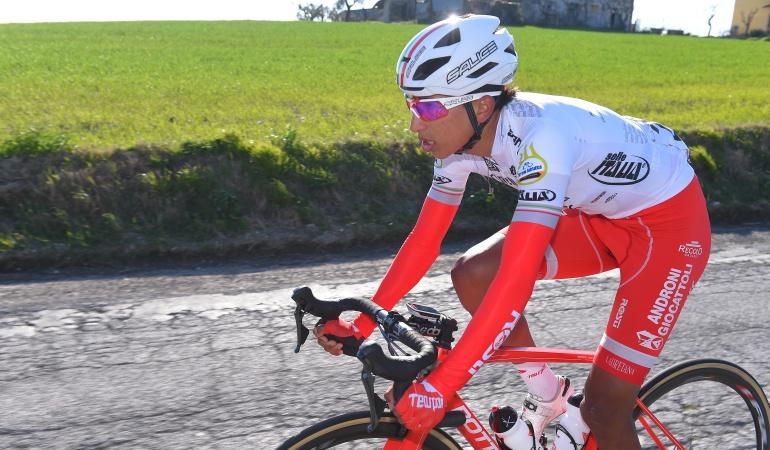 Ciclismo: ¡Campeón! Egan Bernal se quedó con el Tour de Sibiu